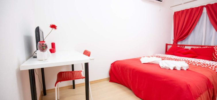 Apple House – Double Bed 201 Room