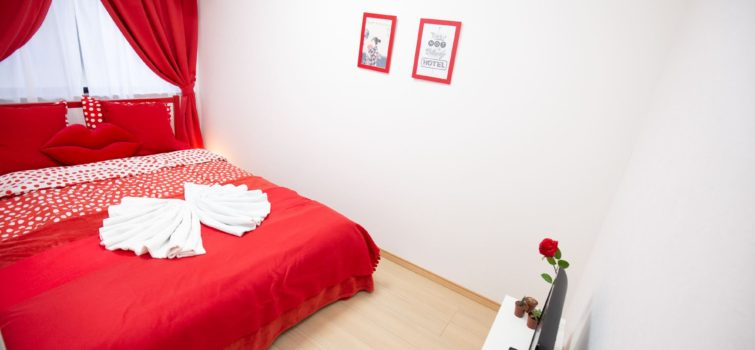 Apple House – Double Bed 202 Room